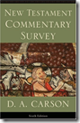 Carson's New Testament Commentary Survey