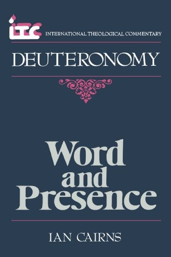 Deuteronomy: Word and Presence