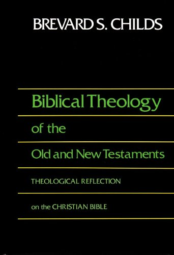 Biblical Theology of Old Test and New Testaments