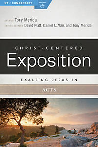 Exalting Jesus in Acts