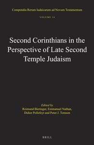 Second Corinthians in the Perspective of Late Second Temple Judaism