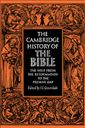 The Cambridge History of the Bible: Volume 3: The West from the Reformation to the Present Day