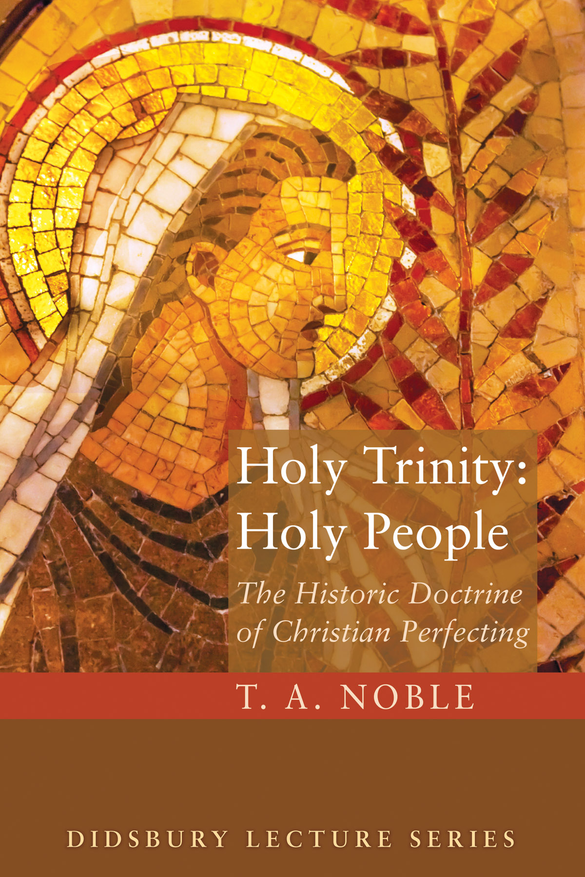 Holy Trinity - Holy People: The Theology of Christian Perfecting