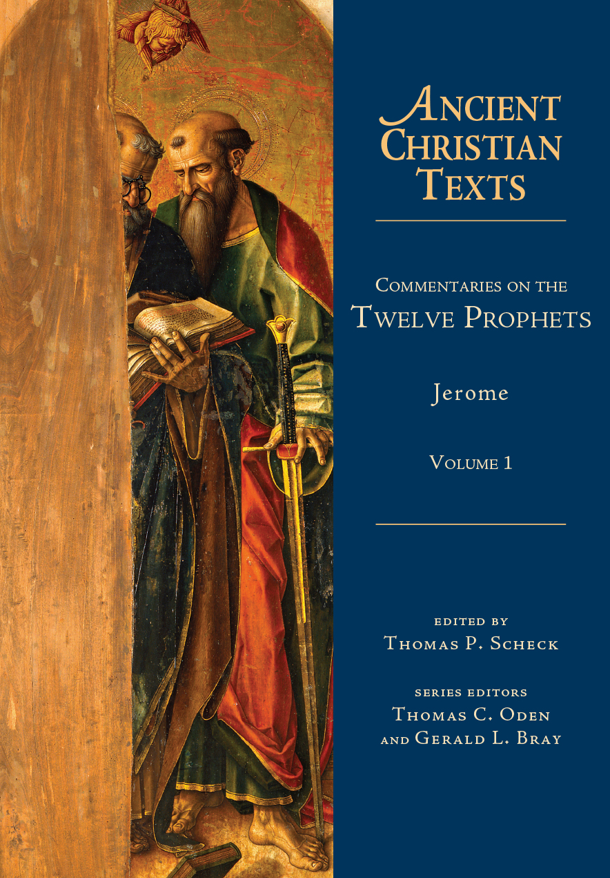 Commentaries on the Twelve Prophets: Volume 1