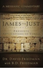 James the Just, Ya'akov Hatzaddik, Presents Applications of Torah