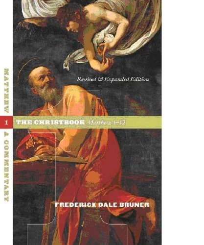 Matthew: The Christbook and the Churchbook