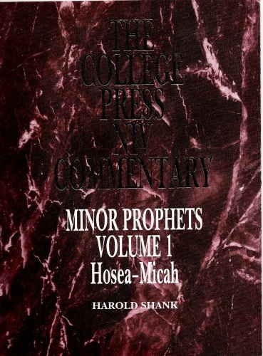 Minor Prophets: Volume 1 Hosea - Micah