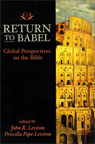 Return to Babel: Global Perspectives on the Bible