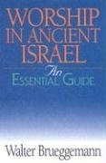 Worship In Ancient Israel: The Essential Guide (Essential Guide (Abingdon Press))