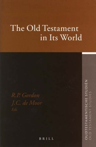 The Old Testament In Its World