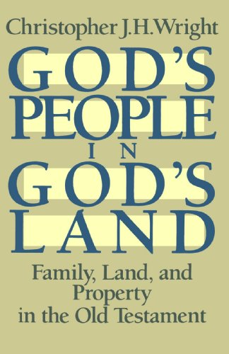 God's People in God's Land