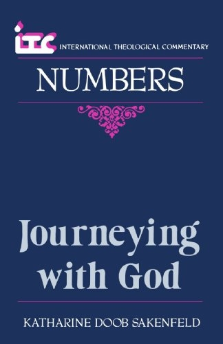 Numbers: Journeying with God