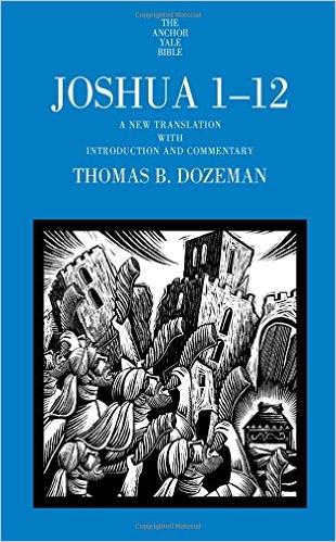 Joshua 1–12
