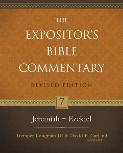Jeremiah–Ezekiel