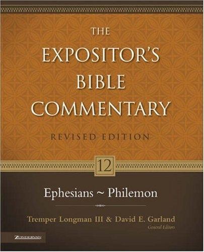 Ephesians–Philemon