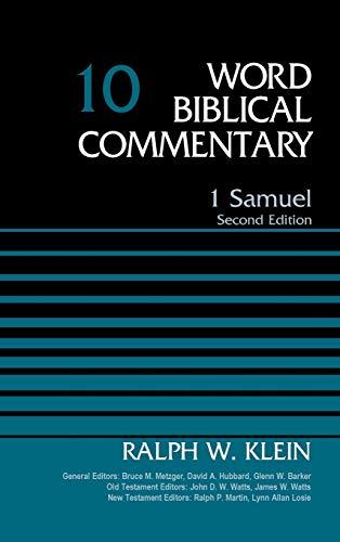 1 Samuel (2nd ed.)