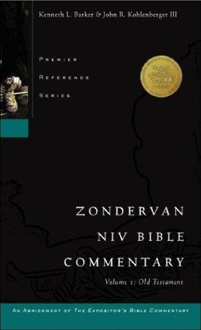 Zondervan NIV Bible Commentary