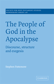 The People of God in the Apocalypse: Discourse, Structure and Exegesis