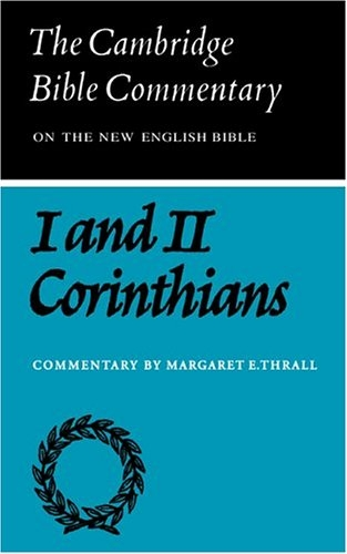 First and Second Letters of Paul to the Corinthians