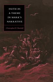 Faith as a Theme in Mark's Narrative