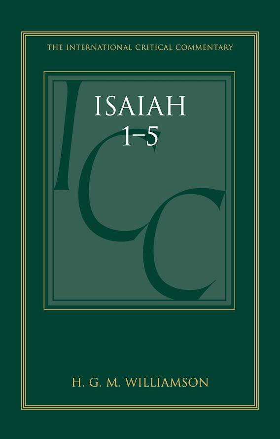 Isaiah 1–5