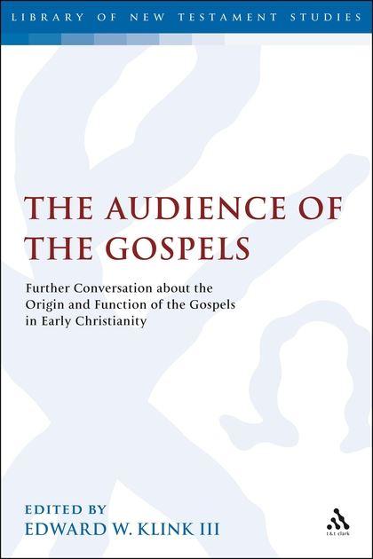 Gospel Audience Debate: A Response