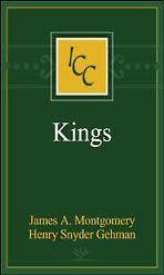 Kings I and II