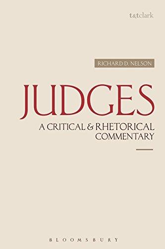 Judges: A Critical & Rhetorical Commentary