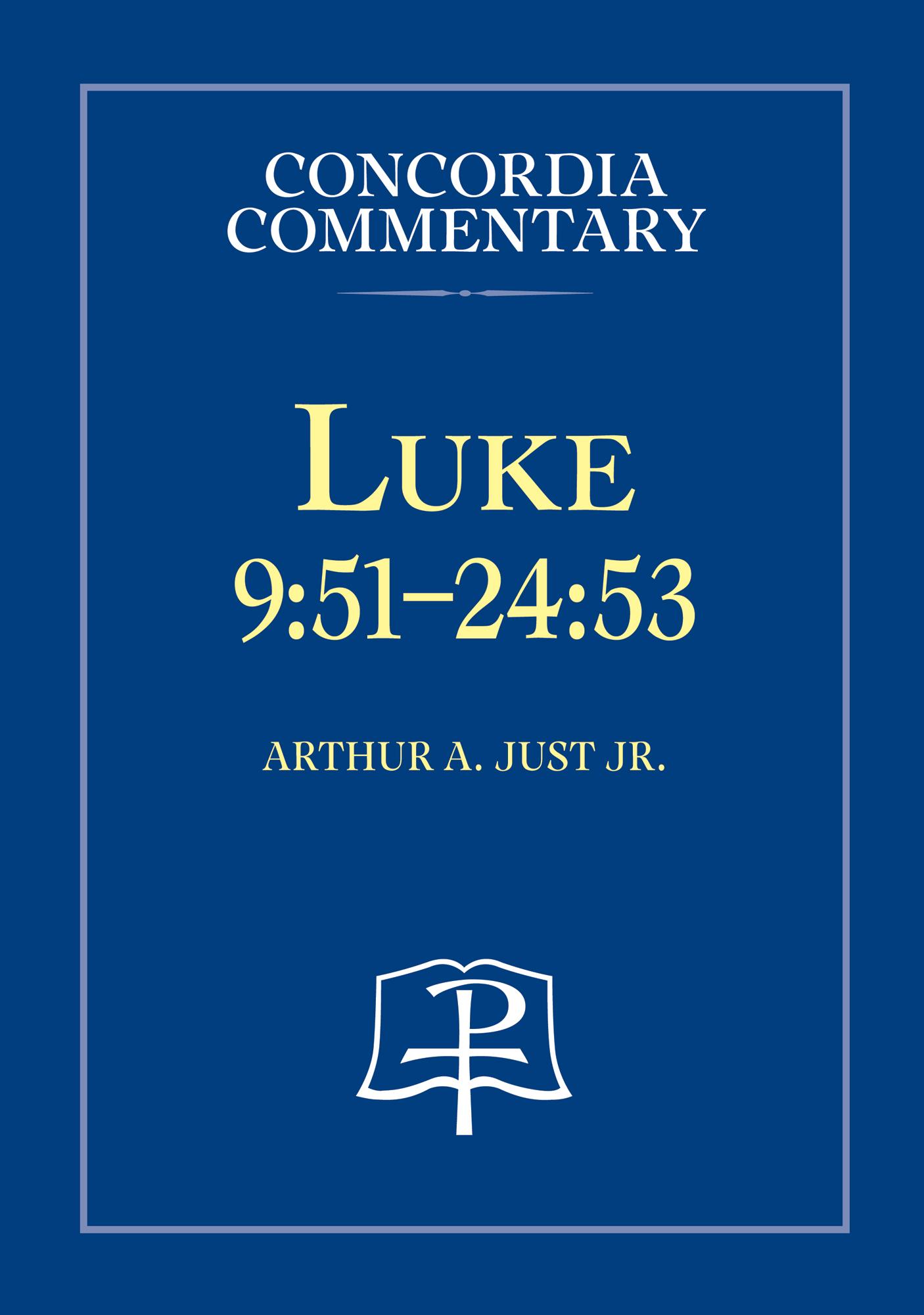 Luke 9:51-24:53