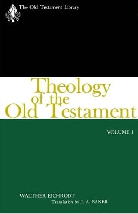 Theology of the Old Testament: Volume I