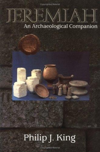 Jeremiah: An Archaeological Companion