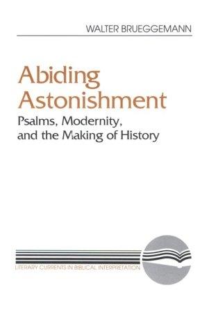 Abiding Astonishment (Literary Currents in Biblical Interpretation)