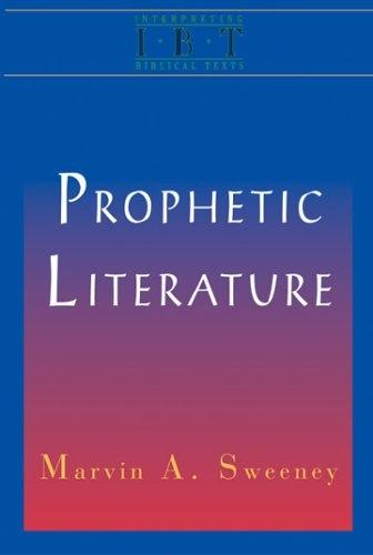 Prophetic Literature
