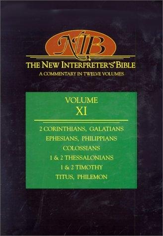 Second Corinthians - Philemon