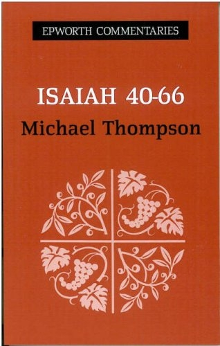 Isaiah: Chapters 40-66