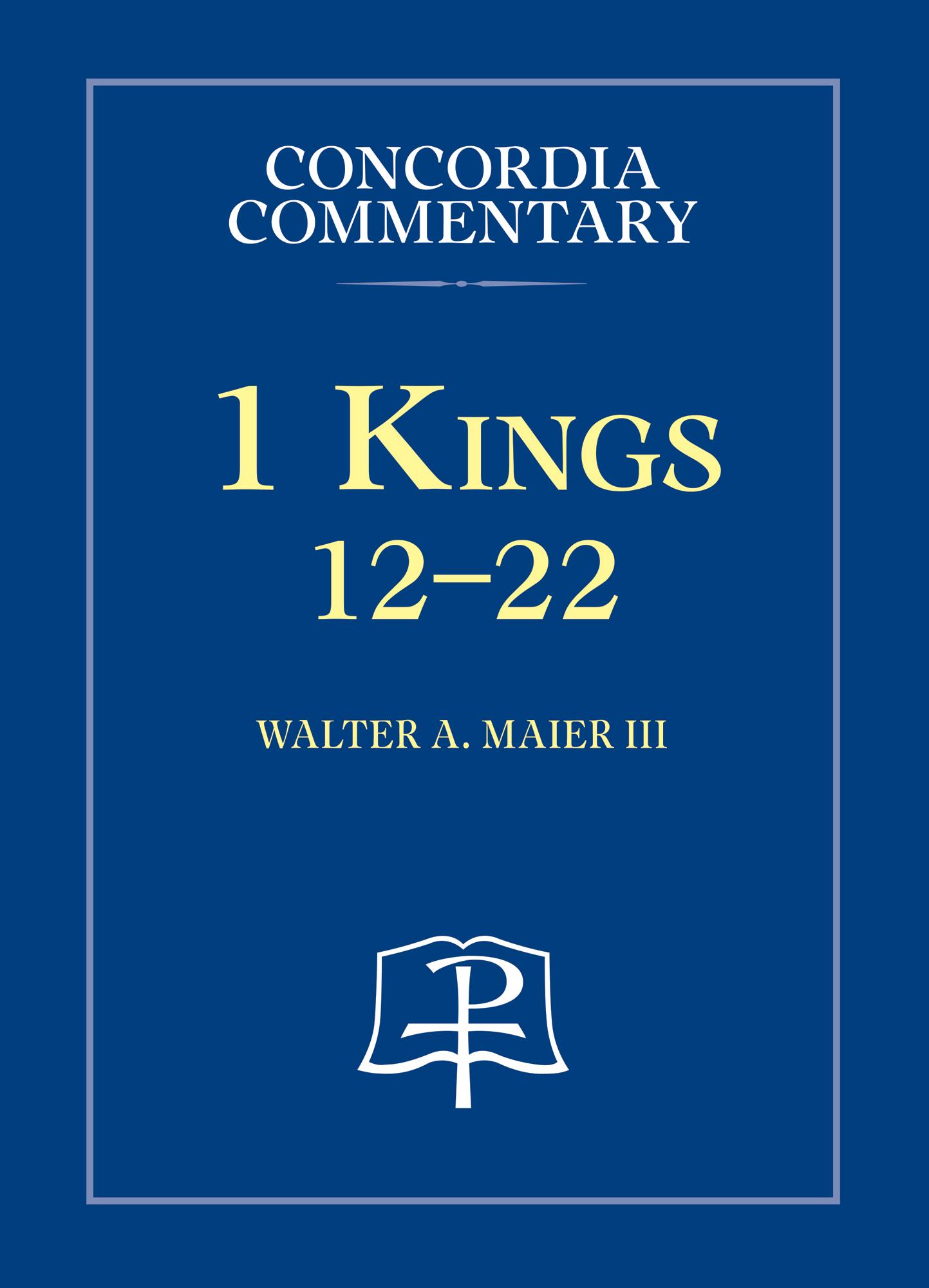 1 Kings 12–22