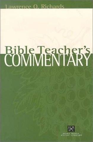 Bible Teacher's Commentary