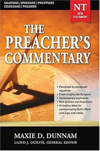 Galatians, Ephesians, Philippians, Colossians, Philemon