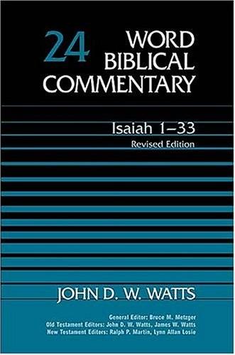 Isaiah (Rev. ed.)