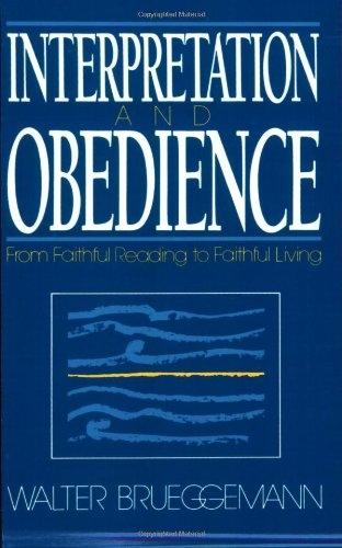 Interpretation and Obedience
