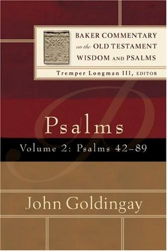 Psalms: Volume 2 (42–89)