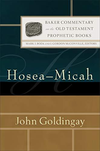Hosea–Micah