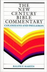 Colossians and Philemon