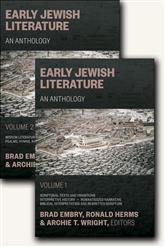 Early Jewish Literature: An Anthology (in two volumes)