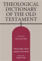 Theological Dictionary of the Old Testament: Volume XVI - Aramaic
