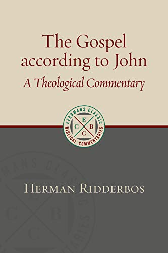 The Gospel according to John: A Theological Commentary