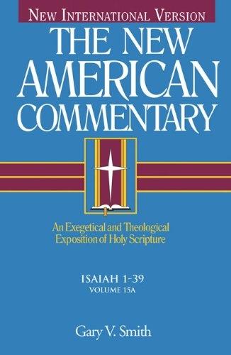 Isaiah 1–39