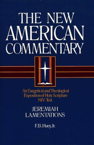 Jeremiah, Lamentations