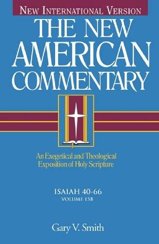Isaiah 40–66