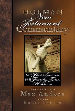 1 & 2 Thessalonians, 1 & 2 Timothy, Titus, Philemon